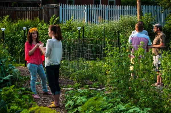 Dinner in the Garden 7