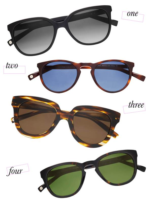 Warby Parker Summer Collection 2014