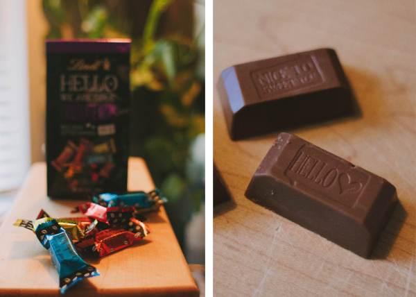 Lindt HELLO Chocolate