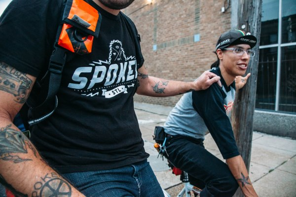 Spoked Couriers 6