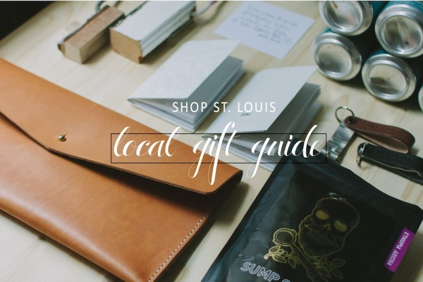 Shop St. Louis Local Gift Guide
